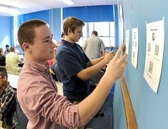 Wilkes-Barre Students Create Online Ballot to Cast Votes on Election Day