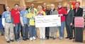 Kistler Wells Fargo Donation