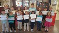 October Random Acts of Kindness Students