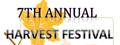 7th Annual Harvest Festival