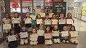 September Acts of Kindness Students
