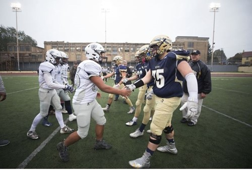 Teams Come Together