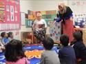 Ms. Serafini and Mrs. Atherton visit Head Start