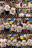 Mrs. AK's class does spookly project