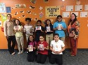 5th grade writes letters to active soldiers for Veteran's Day