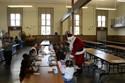 Santa Visits Head Start Program