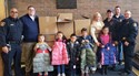 WB Police and Fire donate coats