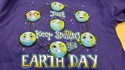 Heights Earth Day t-shirts for 2018