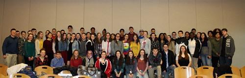 Math Day Participants