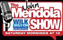 Logo for The John Mendola Show on WILK