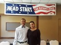 Qualls and Everett Receive Scholarship from Head Start