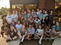 GAR Math Club Students at Great Adventure