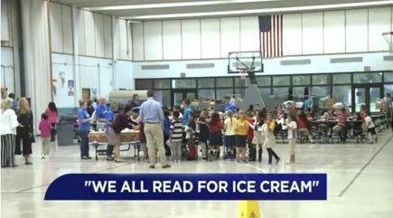 We All Read for Ice Cream