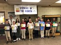 Students of the Month, Solomon/Plains Jr. High