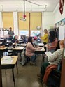 Dodson Elementary Teacher Conduct Workshops for Parents and Students