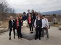 STEM students attend tecBRIDGE High School Business Plan Competition