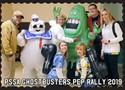 Ghostbusters Pep Rally