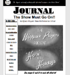 Cover of the Journal