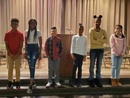 Spelling Bee Winners 2020