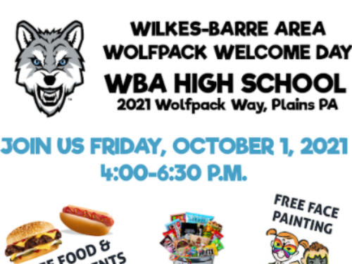 Wolfpack Welcome Day