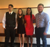 Youth Salute Honorees