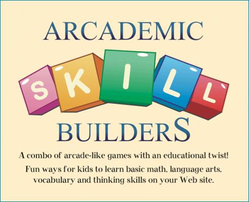 Arcademic Skill Builder