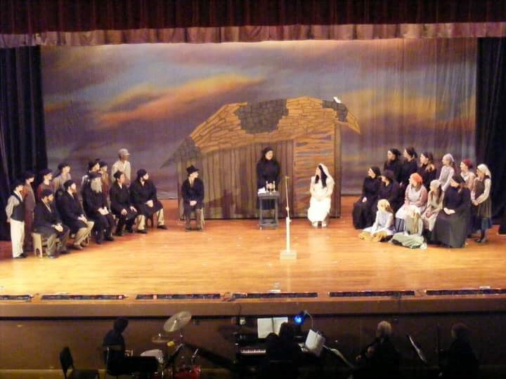 Fiddler on the Roof - 2008
