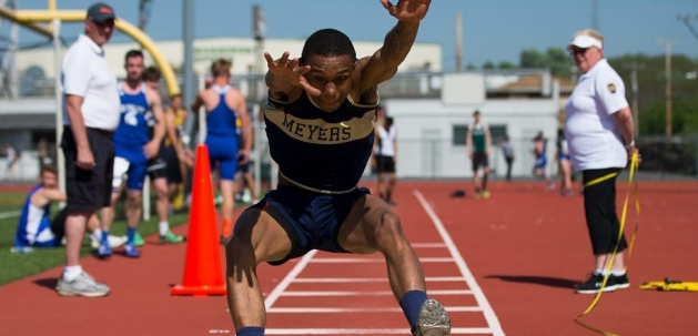 Meyers Long Jump