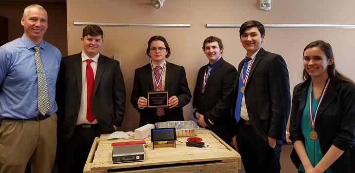 STEM Regional Champions