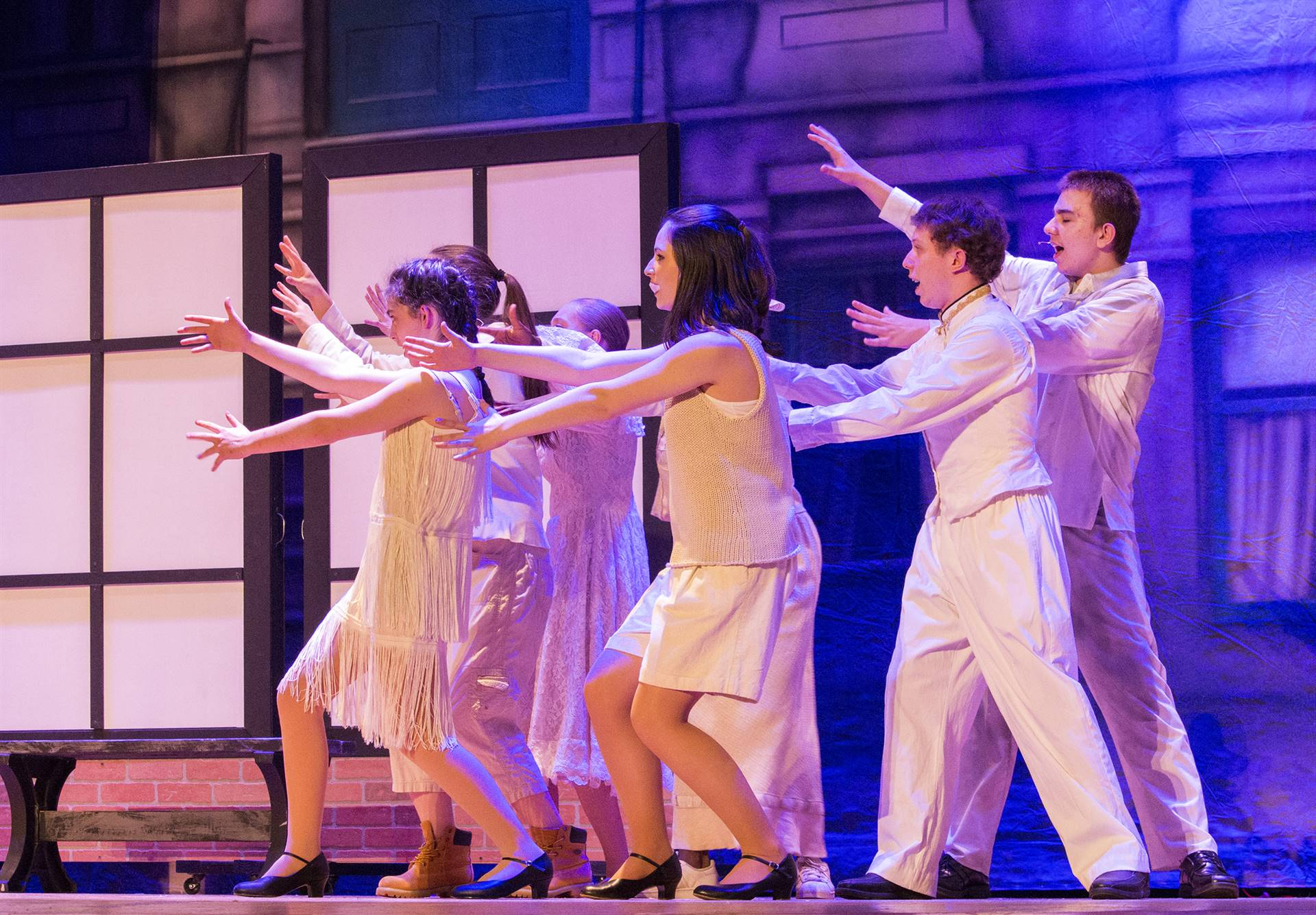 Ghost-The Musical - 2018