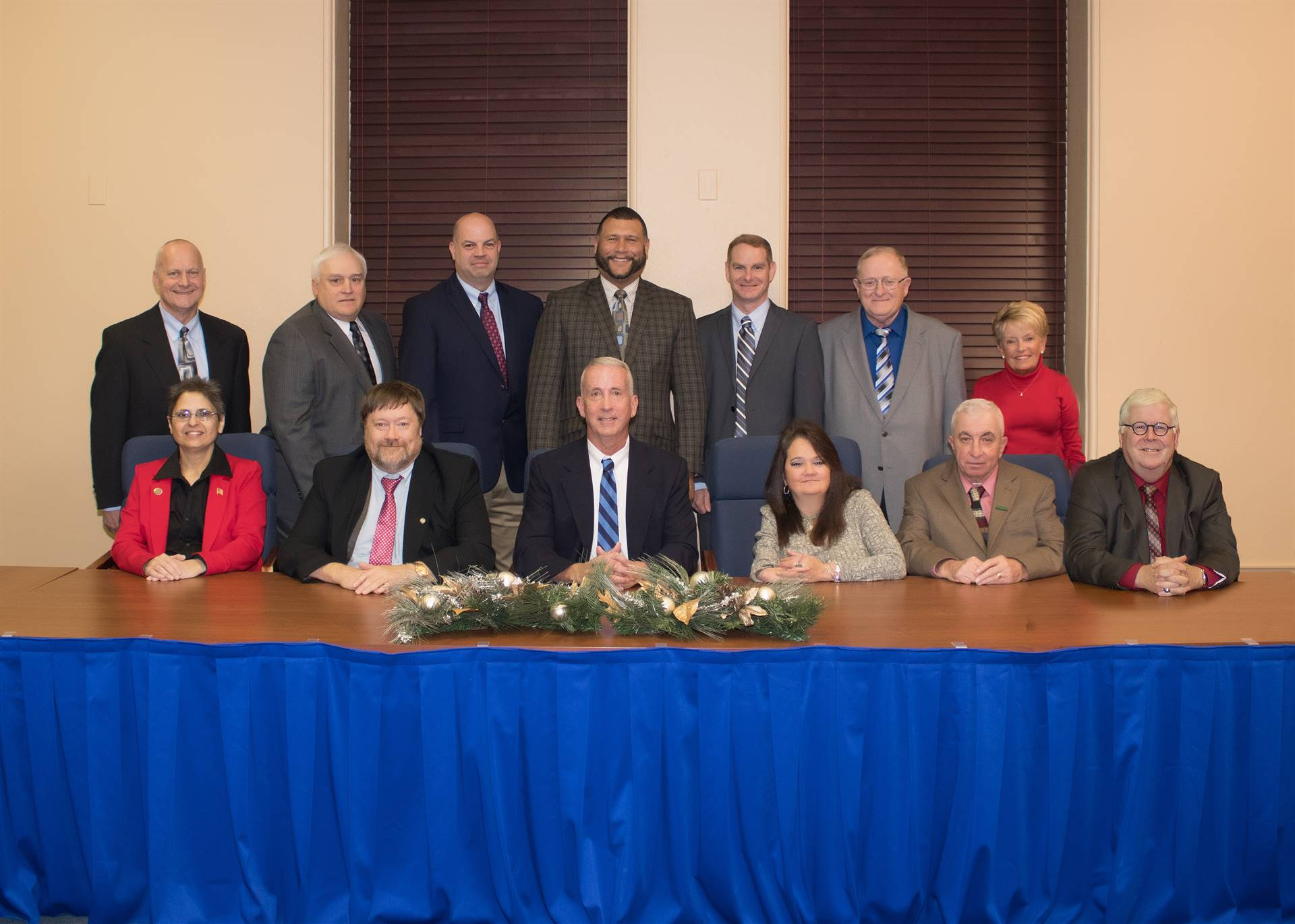 2018 School Board