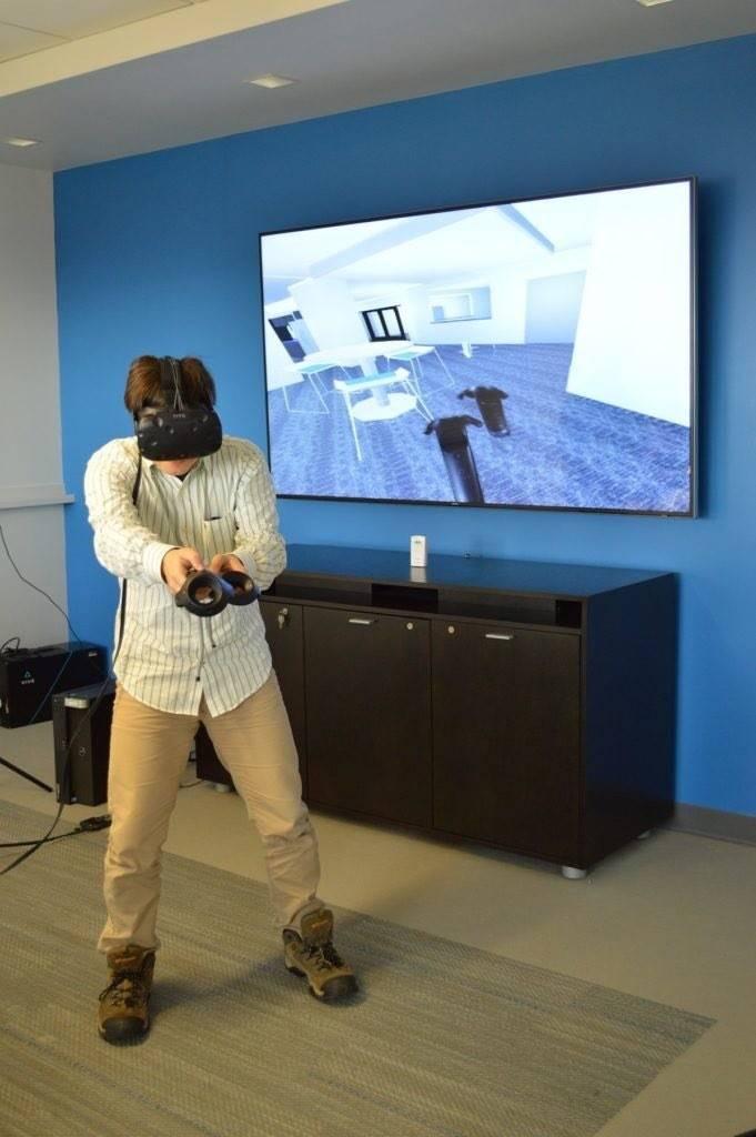 VR in home design
