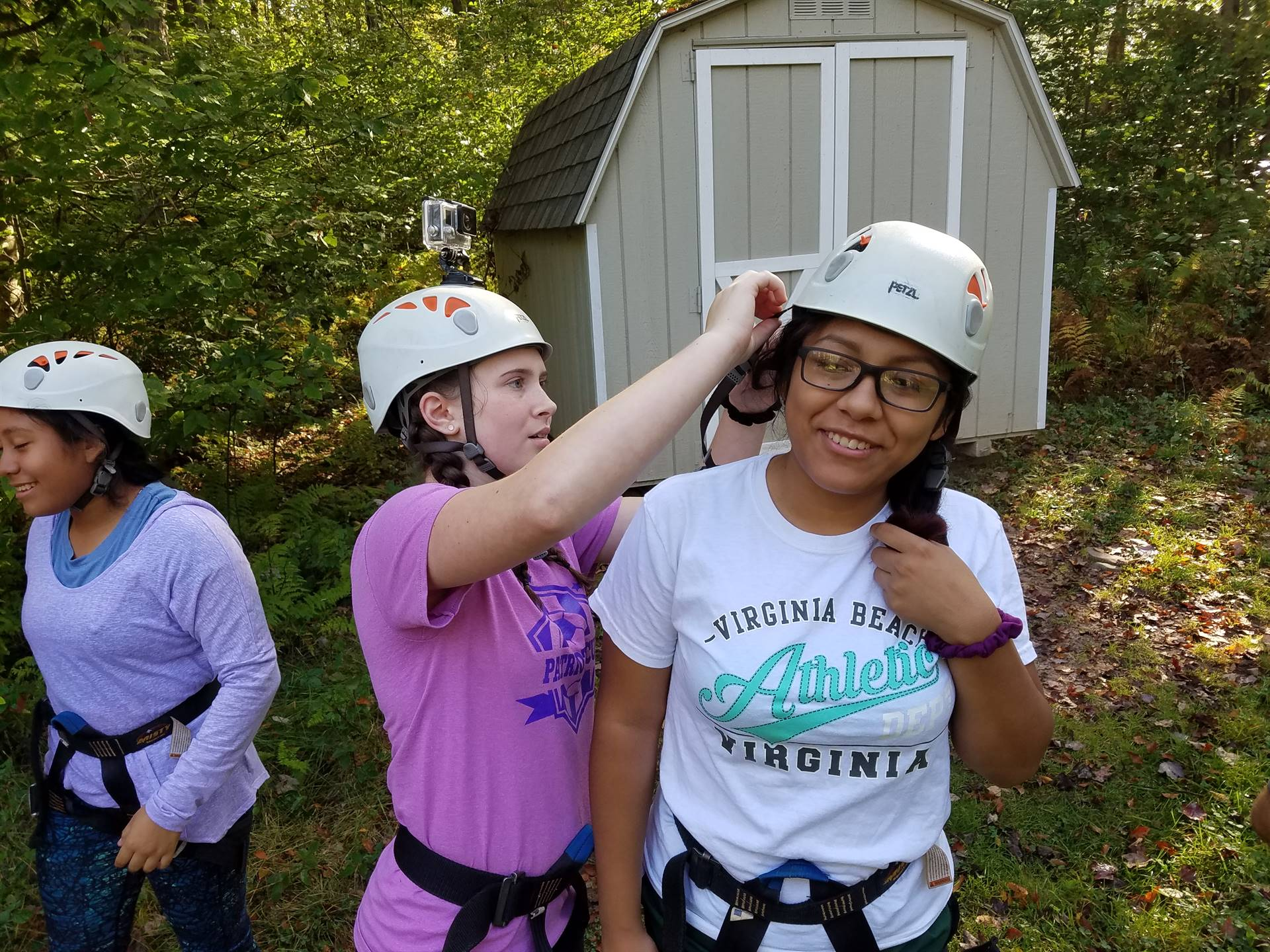 Team Building at Camp Kresge