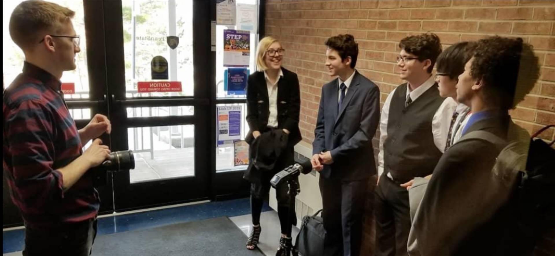 tecBRIDGE High School Business Plan Competition
