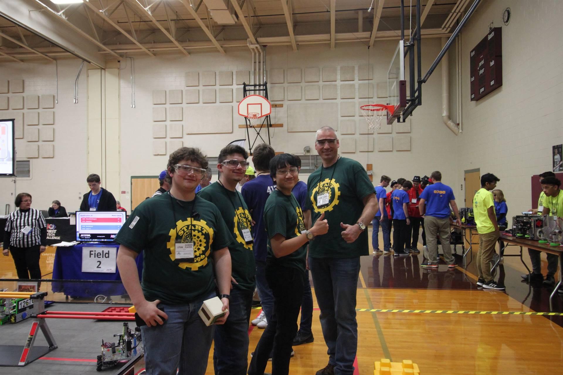 STEM Academy Robotics Team