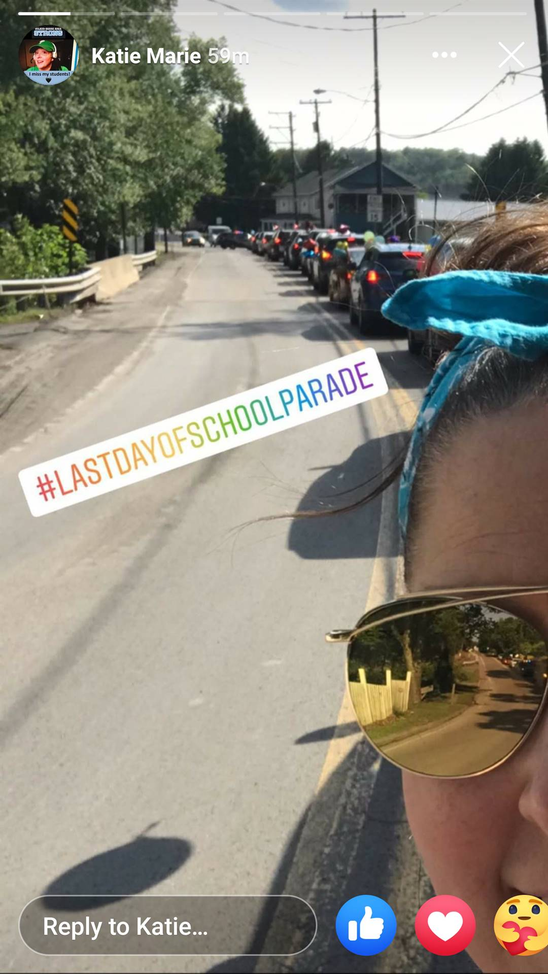 Solomon Parade 2020